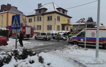 Sześciolatek ranny w wypadku
